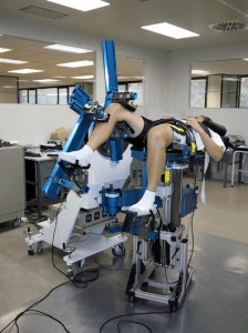 Muscle Atrophy Research and Exercise System (MARES). Credits: ESA